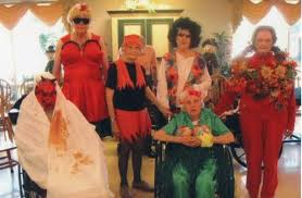 Clary and Wilkinson residents celebrate Halloween with party