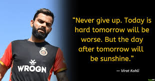 virat kohli quotes that will inspire you forever ― yourselfquotes