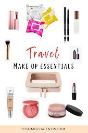 best travel makeup kit essentials for