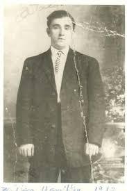 """William Edward """"Bill"""" Hamilton (1888-1930) - Find A Grave Memorial"""