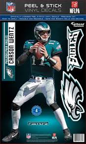 Fathead Philadelphia Eagles Carson Wentz Teammate Wall Decal Dick S Sporting Goods