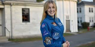Interview With Abigail Harrison - Astronaut Abby - CosmosNow