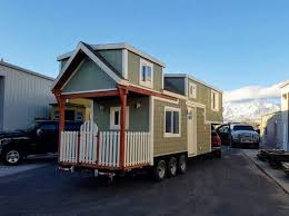 mobile home transport manufactured