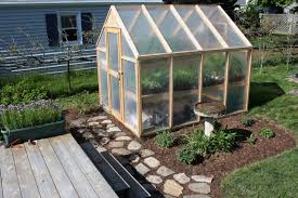 a greenhouse from s materials best