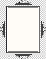 black and white mirror png clipart