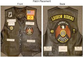 Alr Vests Patches