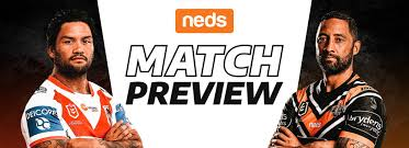 Neds Match Preview: Round 1 - Wests Tigers