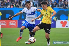 U. Católica se mantiene en la cima del fútbol chileno   CONMEBOL