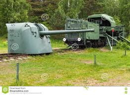 Military Monument In Krasnaya Gorka Fort Stock Image - Image of ...