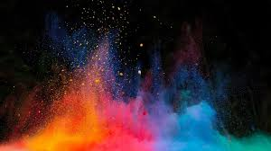 color explosion wallpapers on wallpaperplay