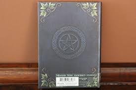 ivy book of shadows journal witch