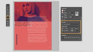 how to make a pull quote or callout adobe indesign tutorials