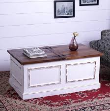 asian arts farmhouse coffee table