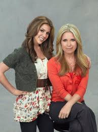 "Kate Mansi as ""Abigail Deveraux"" and Melissa Reeves as ""Jennifer Horton  Deveraux"" #DAYS 