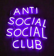 anti social social club wallpaper