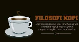 kata bijak tentang kopi dalam bahasa inggris dan artinya kata