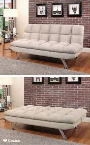 clarence fabric euro lounger