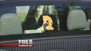 Watch Father Of Recent Georgia Commit Replaces Tennessee Decals On His Truck