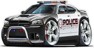 Dodge Charger Magnum Police Cars Art Lar Buy Online In Brunei At Desertcart