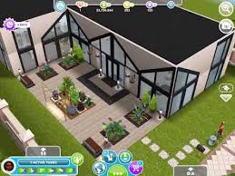 sims freeplay double height mezzanine