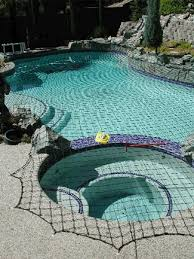 San Francisco Pool Safety Net Covers Babyproof Pool Safety Systems