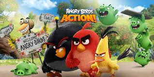 Angry Birds Action — Tag Games - UK Mobile Game Developer