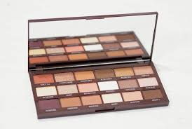 chocolate eyeshadow palette review swatches