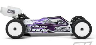 Pro Line Axis Light Weight Clear Body For The Xray Xb2 Rc Car Action
