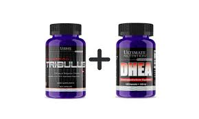 off on ultimate nutrition dhea and b