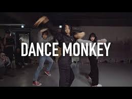 dance monkey lia kim cography