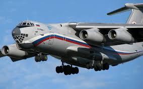 Avión Ilyushin IL-76 no podría operar desde el aeropuerto de ...