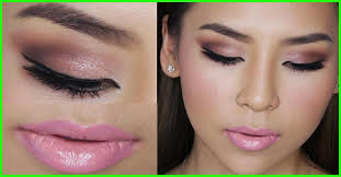 how to do light makeup step by step