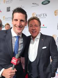 """Dan Johnson on Twitter: """"Of course we all know who the biggest star in  Hollywood really is, @TheRossKing!! And what a nice chap!… """""""