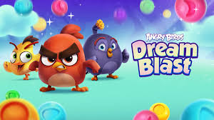 Pre-register now for Angry Birds Dream Blast for a free gift ...