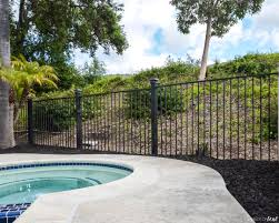 Backyard Update How To Paint A Wrought Iron Fence