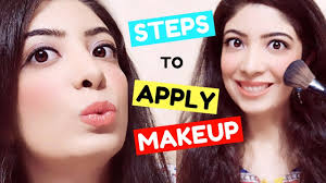 step makeup for beginners in hindi