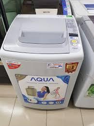Máy giặt AQUA 7kg AQW-S70KT, mới 94%, nguyên zin - 2.400.000đ ...