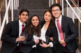 Ishir Seth, Tanvi Kapur, Beatriz Go, WenTao Zhang: Y-Prize | University of  Pennsylvania Almanac
