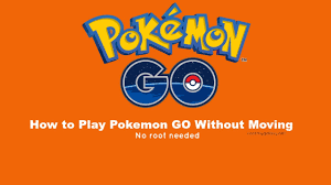 No Root] How to Play Pokemon GO Without Moving Anywhere (Hack)