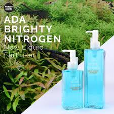 ADA Green Brighty Nitrogen Aquatic Plants Liquid Fertiliser | Shopee  Malaysia