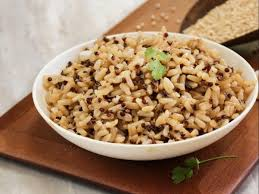 brown rice and quinoa nutrition facts