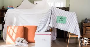 Top Tips For Indoor Fort Building With Kids Primrose Schools