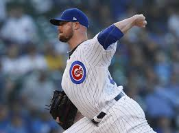 Chicago Cubs' Jon Lester upstaged by Cleveland Indians' Adam ...