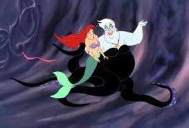 the little mermaid was way more