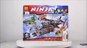Mở hộp Bela 10462 Lego NinJaGo 70605 Misfortune's Keep giá sốc rẻ ...