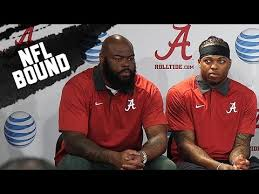 Derrick Henry and A'Shawn Robinson announce decision to enter NFL Draft -  YouTube