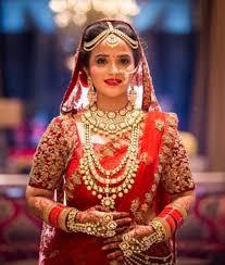 makeup artist kajol r paswwan bridal