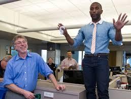Boston Globe film critic Wesley Morris honored with 2012 Pulitzer Prize -  The Boston Globe