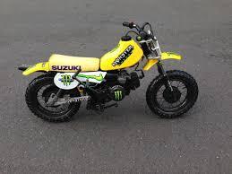 Buy 1999 Suzuki Jr 50 1 Speed Automatic On 2040 Motos