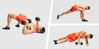 the 4 week full body workout program